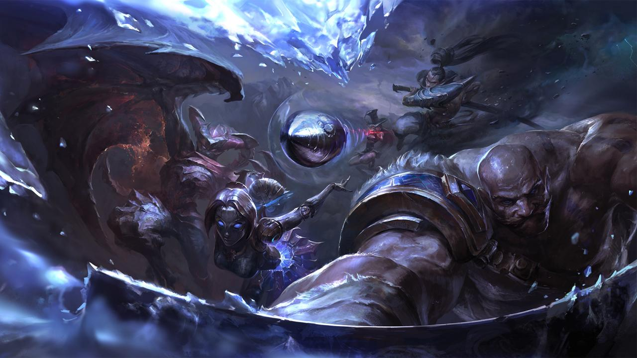 league of legends 6.8